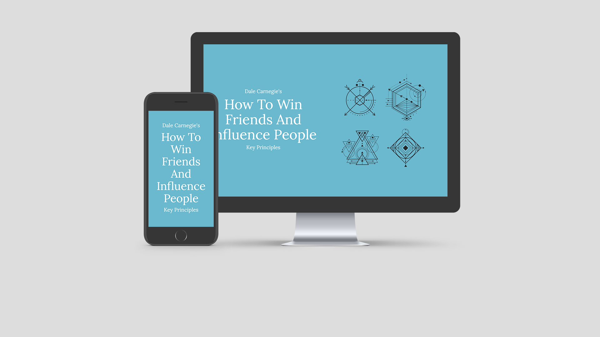 How To Win Friends & Influence People Website Dedication