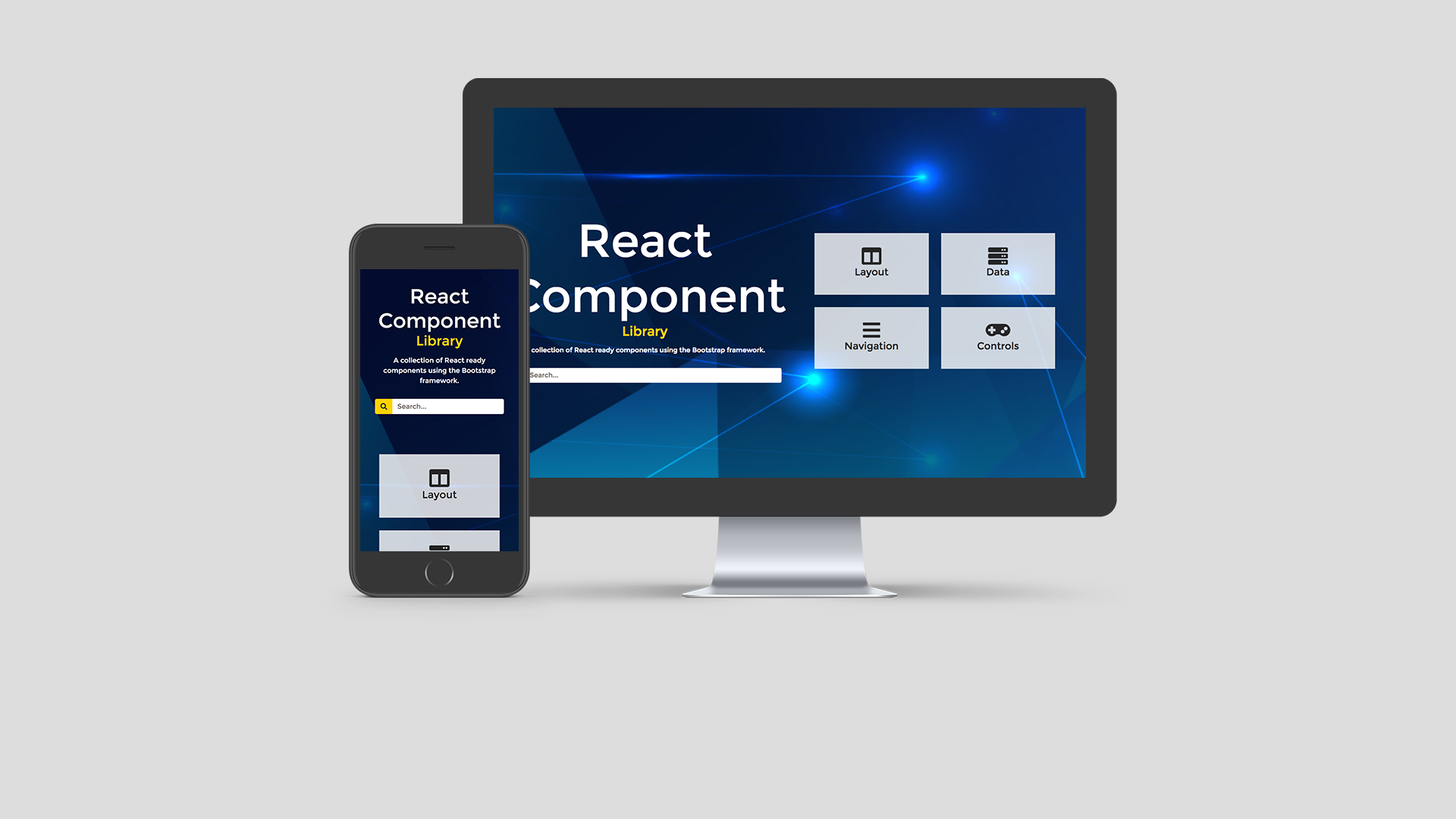 React Component Library